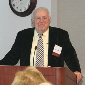 Hon. Abner J. Mikva, former Chief Judge