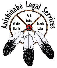 Anishinabe Legal Services Logo