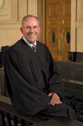 Maine Supreme Court Justice Howard Dana
