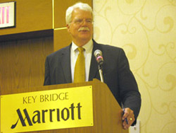 Congressman George Miller, Chairman of the House Education and Labor Committee.