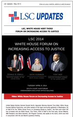 thumbnail image of LSCUpdates May 2014