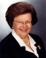 """Thank God for legal services lawyers,"" said Sen. Barbara Mikulski during a debate over LSC funding."