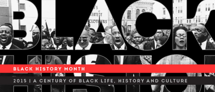 black history month -image