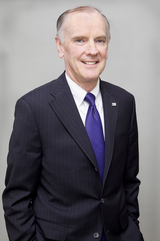 LSC President James Sandmand Photo