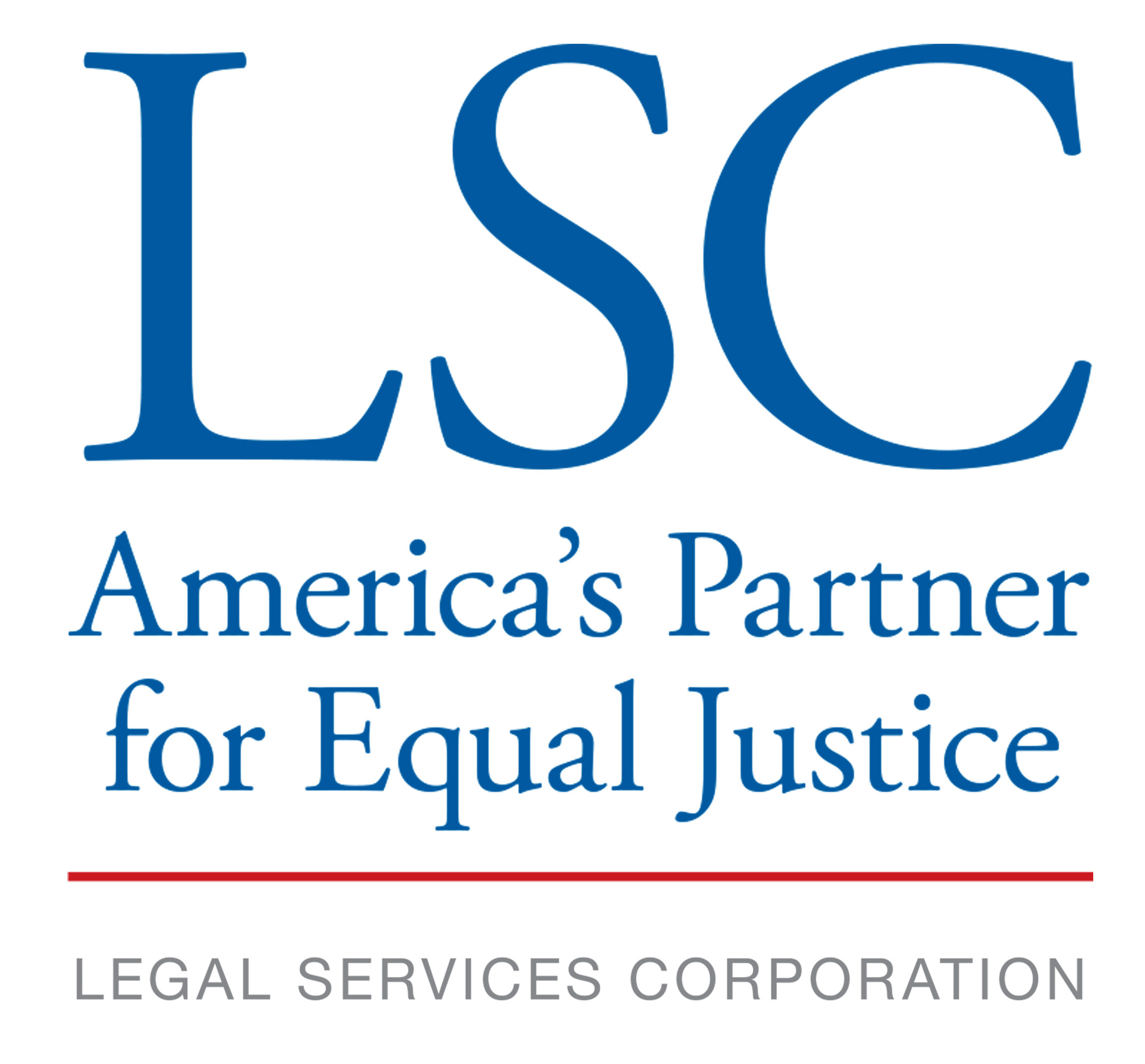 LSC America's Partner for Equal Justice Legal Services Corperation