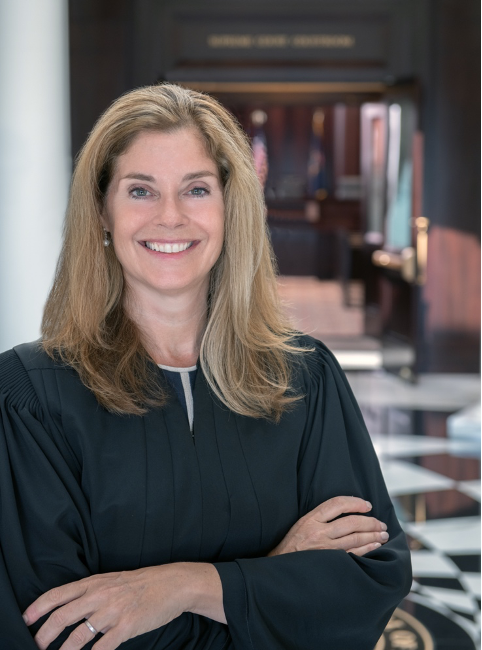 Chief Justice Bridget Mary McCormack