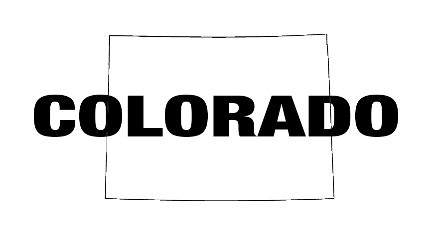 colorado graphic