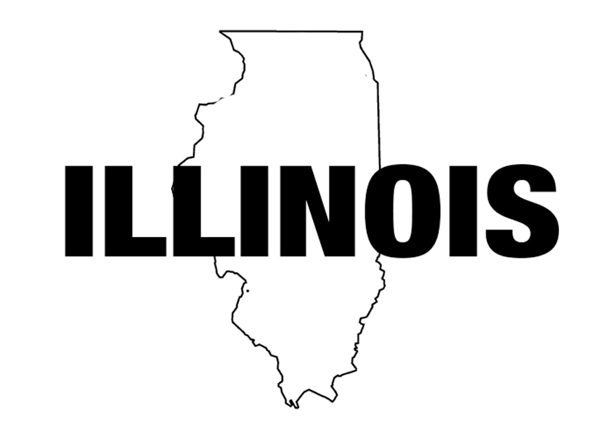 illinois graphic
