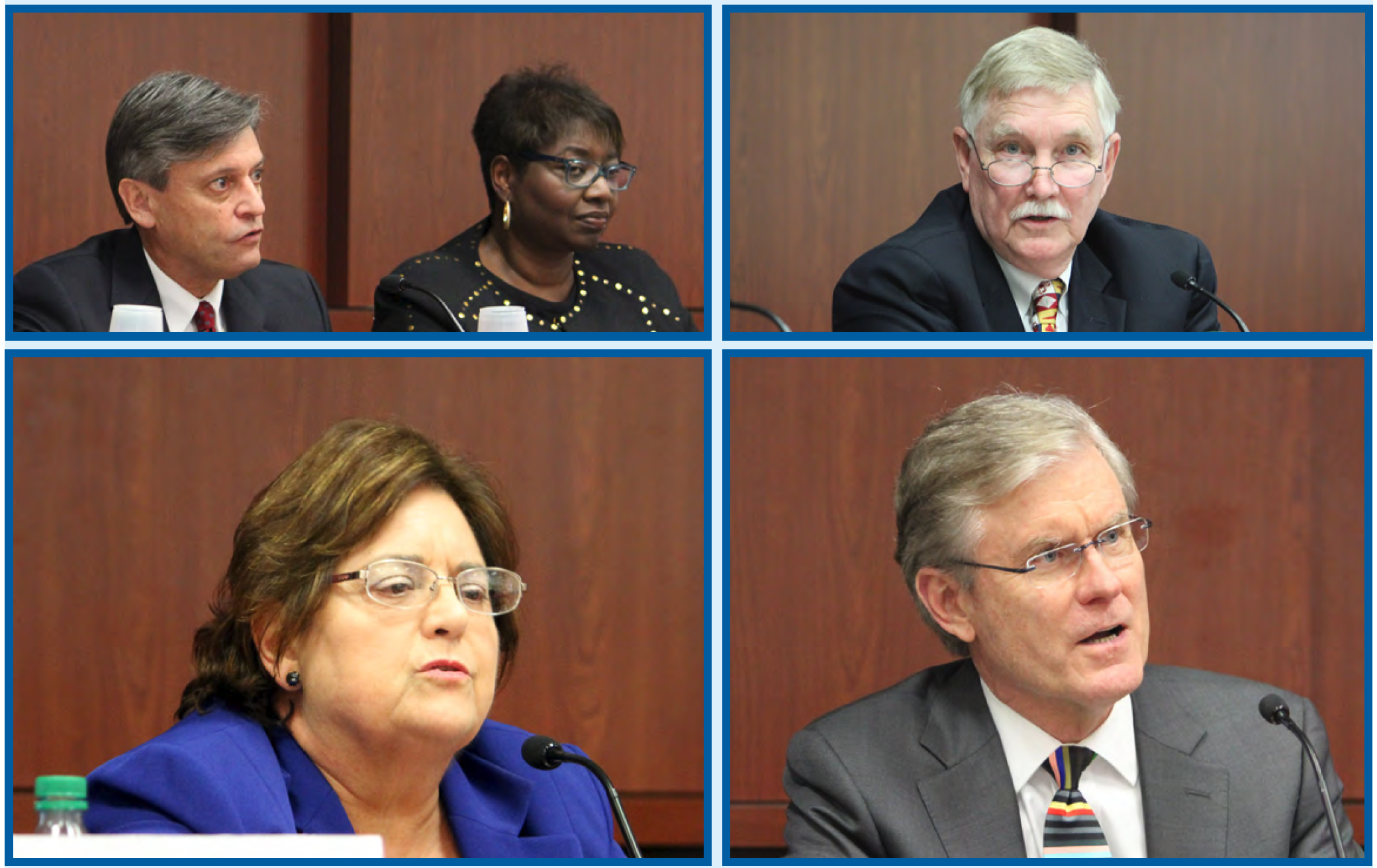 Regional Judicial Forum-Chief Justices Panel