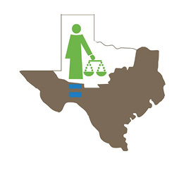 Legal Aid of NorthWest Texas Logo