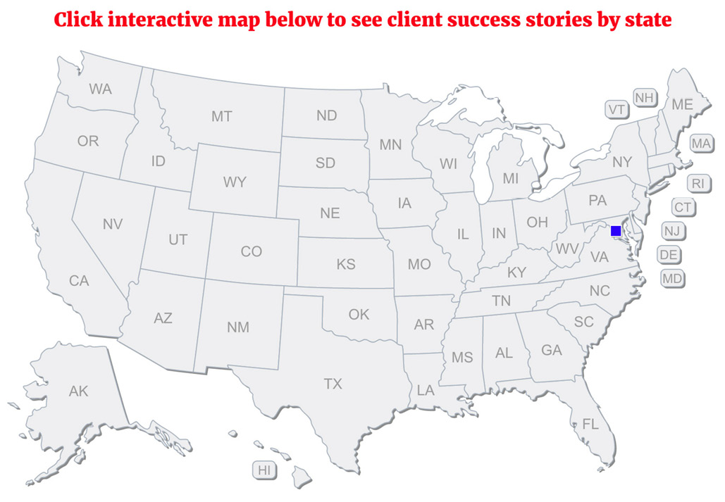 client stories map