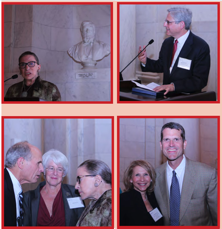 2015 SCOTUS reception collage