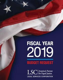 fiscal year 2019 budget request